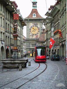 #Travel - Bern, Switzerland