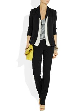 The New Fall Suit: 16 Ultra-Chic Options+#refinery29