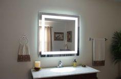 big Large bathroom mirrors
