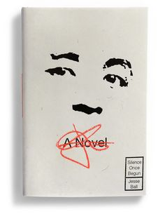 Silence Once Begun -- Best Book covers of 2014 (cover by Peter Mendelsund)
