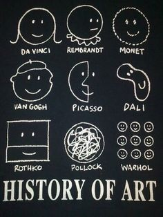 Art, simplified.