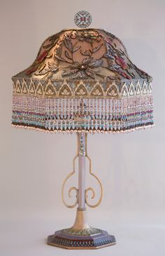 Antique Table Lamps Value Enchanting Antique Table Lamp With Victorian Lamp Shade  Dekorasyon