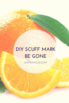 DIY Scuff Mark Cleaner with doTERRA essential oils. Healthy, green cleaning protects your family from harmful chemicals. Scuff marks are part of having kids.