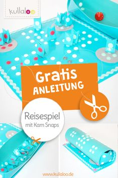 Reisespiel basteln mit Kam Snaps People do not fret on the road: Here is a free guide on how to quickly and easily tinker a travel game. Diy Gifts To Sell, Diy Gifts For Dad, Diy Gifts For Friends, Easy Diy Gifts, Gifts For Teens, Sewing Machine Projects, Sewing Projects For Beginners, Sewing Art, Sewing Toys