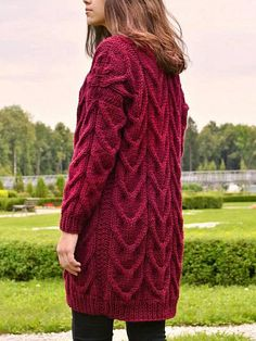 Check out this item in my Etsy shop https://www.etsy.com/listing/386093604/knitted-cardigan-womens-cardigan-hand