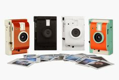 Video: Lomo Instant Camera Launches On Kickstarter