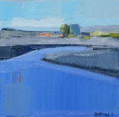 Blue Water   Sandy Ostrau