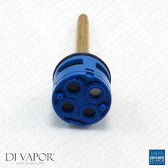Vado LIF-DECKDIVERTER-CAR 4-Way Diverter Cartridge for Life Deck Valves (Long 143mm)