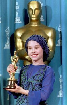Anna Paquin, 11 at the time of her nomination, holds the title for the second youngest supporting actress winner for her role in The Piano in 1993.