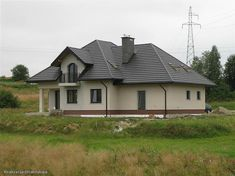 Projekt domu Dandys 1 G2 146,22 m2 - koszt budowy - EXTRADOM Home Fashion, Floor Plans, Cabin, Flooring, House Styles, Home Decor, Decoration Home, Room Decor, Cabins