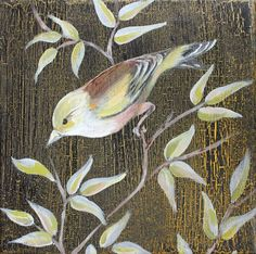 Buy Beautiful Bird, Mixed Media painting by Miranda Wrycroft on Artfinder. Discover thousands of other original paintings, prints, sculptures and photography from independent artists.