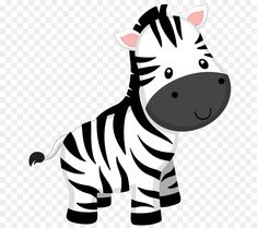 Zebra Cartoon, Doodle Cartoon, Zebra Clipart, Nursery Paintings, Baby Images, Safari Theme, Animal Birthday, Animal Cards, Safari Animals
