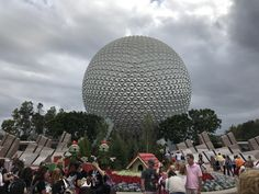 PHOTO REPORT: Epcot 12/21/16 (Holidays Around the World, New Merchandise, Gingerbread Carousel, ETC.)
