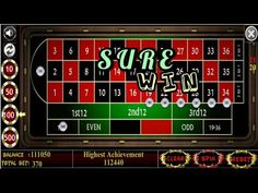Roulette 100/100% Winning Strategy. Roulette Why Not Win? - YouTube Play Roulette, Roulette Strategy, Higher Achievement, Even And Odd, Magic Tricks, Casino Games, Online Casino, All About Time, Vacation