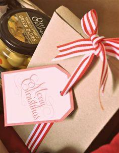 little gift packaging