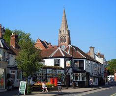 Lyndhurst is the largest village within the New Forest, Hampshire, England. It is a popular tourist location with many independent shops, art galleries, cafés, restaurants, pubs and hotels.    The New Forest is an area of southern England which includes the largest remaining tracts of unenclosed pasture land, heathland and forest in the south east of England.