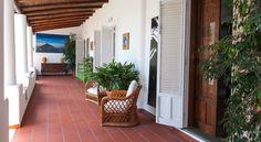 Villa Stromboli - Aeolian house, in volcanic island of Stromboli #stromboli #strombolicchio #sicily #villas #luxury