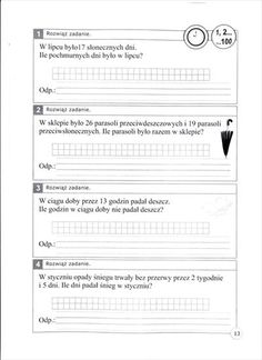 Ajka Lipowska's media content and analytics School Notes, Worksheets, Sheet Music, Techno, Content, Education, Math, Kids, Geography