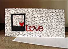 #myfavoritevalentine Paper Fantasee - The Craft Blog: CCB - Valentine Day Card