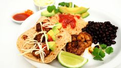 Tacos de camarón con chile habanero y tequila - Chef Oropeza