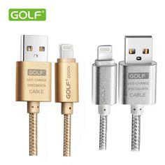 금속 꼰 와이어 1 메터 1.5 메터 2 메터 3 메터 데이터 동기화 충전기 케이블 iphone 5 5 s 6 plus s ipad 4 5