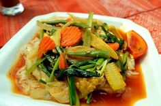 Traditional Lao cuisine