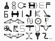 #cycling #alphabet #bike