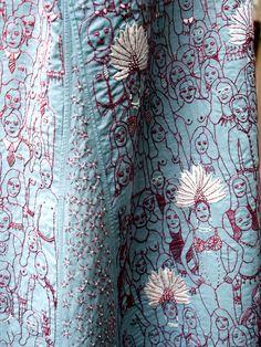 Alexandra Drenth Dutch textile artist