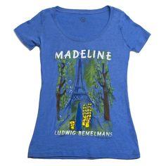 Madeline women's t-shirt | Outofprintclothing.com
