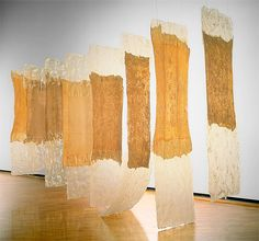 e Eva Hesse. She died from the toxin in her fiber glass sculptures . RIP