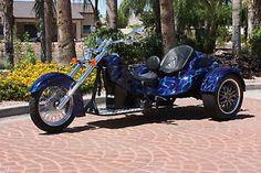 Custom Trikes Car | NEW-2015-Motorcycle-Trike-Custom-Trike-Chopper-Trike-VW-Trike