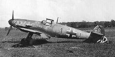 Bf 109 F Oblt., Bruno Stolle