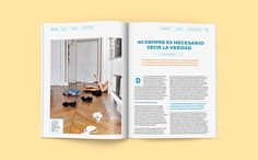 BuenaVida is a monthly magazine of El País. We were contacted by Grupo Prisa, to manage the new look & feel of the publication for 2015 and 2016. The project was realised developing a brand new concept to empower contents and make them closer to the final…