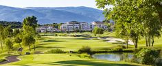 Escapade bucolique –et golfique – à quelques minutes de Cannes.