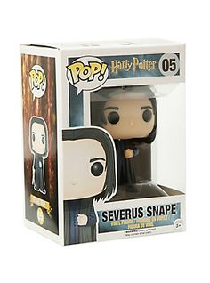 Funko Harry Potter Pop! Severus Snape Vinyl Figure,