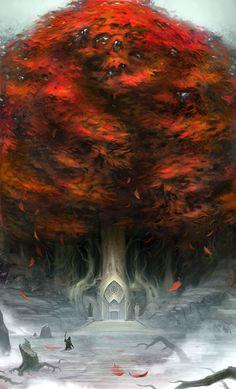 Tree of Duality 2 by ~joelhustak