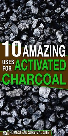 At one time, activated charcoal was considered a universal antidote for a wide range of conditions. With the advent of modern medicine, the popularity of activated charcoal declined. However, in recent years it has seen a bit of a resurgence. #homesteadsurvivalsite #activatedcharcoal #usesforactivatedcharcoal #naturalliving