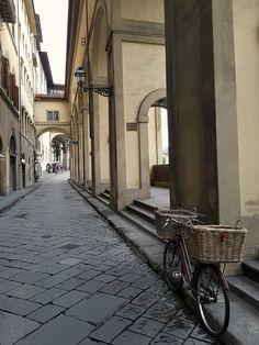 Corredor Vasariano em Florença