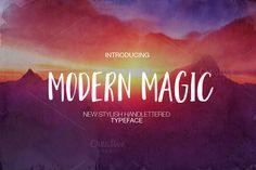 Modern Magic by MediaLab on @creativemarket