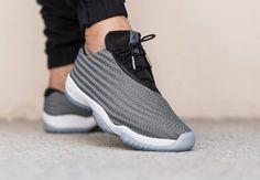 Air Jordan Future Low Cool Grey
