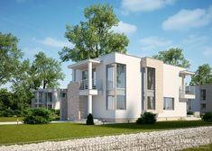Projekty domów LK Projekt LK&326 zdjęcie wiodące