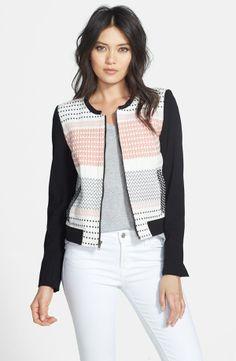 Ella Moss 'Zan' Jacquard Jacket <3