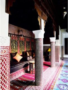 Exotic Glamour: The Royal Mansour in Marrakech   Hotel Chic