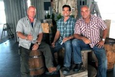 HGTV's Mike Holmes (Holmes on Homes & Holmes Inspection), Bryan Baeumler (Disaster DIY & House of Bryan) & Scott McGillivray (From the Ground Up, Debbie Travis' Facelift & Income Property)