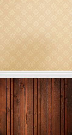 Wholesale Photo Backdrop 5ft X 7ft Thin Vinyl Photography Damask Wallpaper And Wooden Floor Background