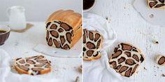 Dit leopard print brood is dé kersthit tijdens het ontbijt