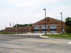 Marley Fire Station in Maryland #Setcom #Fire http://setcomcorp.com/integrated-seat-communications.html