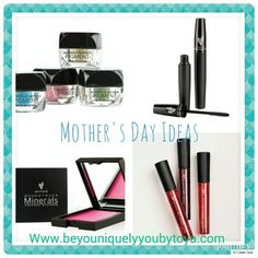 Great Mother's Day Gifts.  Www.beyouniquelyyoubytoya.com