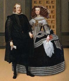 Mariana de Austria (Wiener Neustadt, Austria, Y Felipe IV de España   22/23 de diciembre de 1634 – Palacio de Uceda, Madrid, España, 16 de mayo de 1696) fue reina consorte de España (1649–1665) como segunda esposa de Felipe IV y regente (1665–1675) como madre de Carlos II.