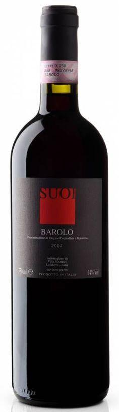 Barolo Suoi 2011 LE8066